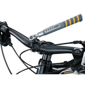 Topeak D-Torq DX -momenttiavain, digitaalinen Pyörän työkalu , harmaa